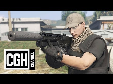 Top 5 Most Annoying Weapons - GTA Online