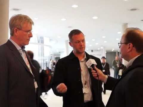 2013 MWC: Chris Hare and Steve Bell provide mobile innovation insights