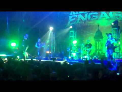 [LIVE] (HD) Killswitch Engage - My Curse - Fort Wayne, IN 7-21-12