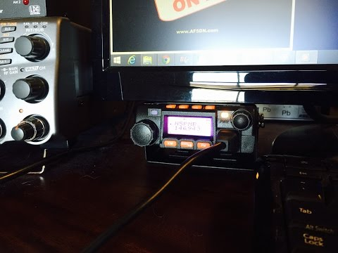 Programming Repeaters into the QYT KT8900 Mini Dual Band Mobile Radio Review - AF5DN