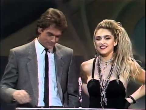 Madonna Live from The American Music Awards, Los Angeles 1985
