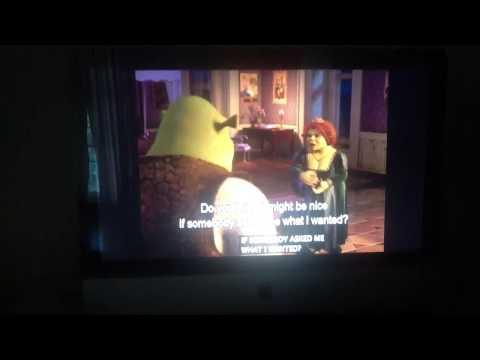 Shrek 2 rain scene - YouTube