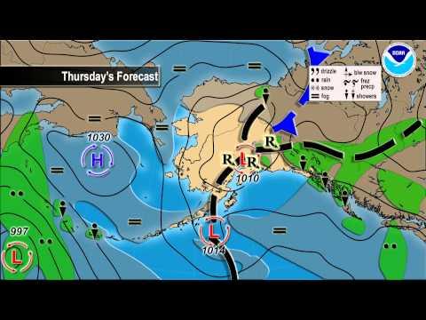 June 17, 2015 Alaska Weather Daily Briefing