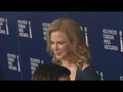 Nicole Kidman on playing Grace Kelly in upcoming film Grace of Monaco