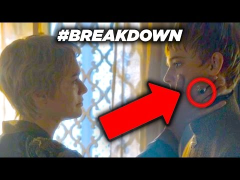 Game of Thrones Season 6 Episode 4 ANALYZED! - 6x04 - Book of the Stranger - Daenerys Fire Explained