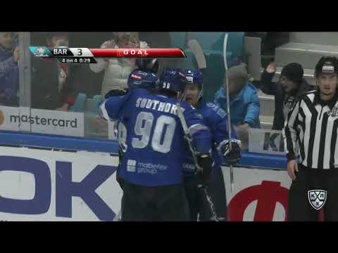 Jokerit 0 Barys 4, 30 October 2017 Highlights