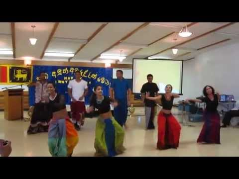 Game Suwanda - New Year Performance #2 By Sl Youth Group video