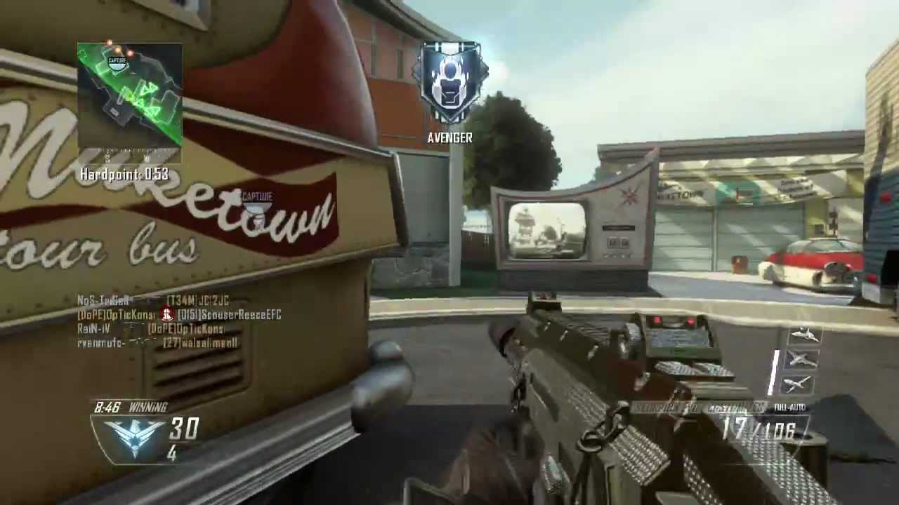 Gold Scorpion Black Ops 2 Evo Gameplay Black Ops 2