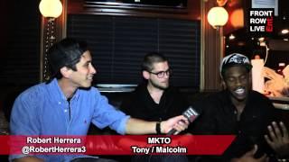 MKTO talk 2nd album, Ryan Tedder and Wahlburgers w/ @RobertHerrera3