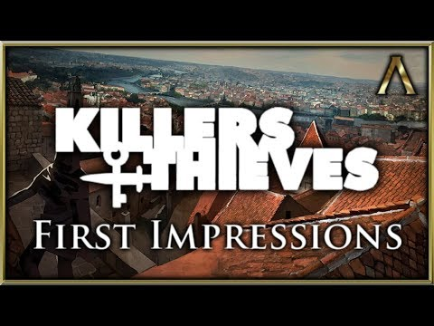 Killers and Thieves - First Look Gameplay