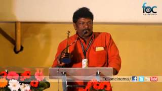 Parthiban cried on stage at CIFF closing ceremony