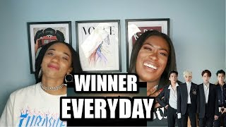 WINNER EVERYDAY MV REACTION