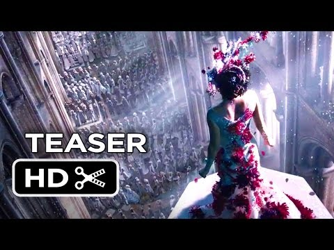 Jupiter Ascending Official Teaser Trailer #1 (2014) - Mila Kunis, Channing Tatum Movie HD