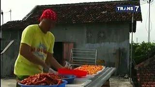Jejak Si Gundul 3 Juli 2015 - Belimbing Kurma, Kue Lapis Sayuran, Masakan Umbi Suweg