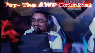 Psy- The AWP Criminal