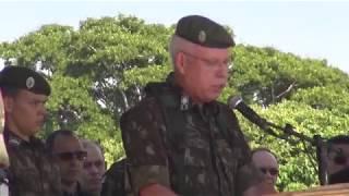 Comando Militar do Oeste - 31 de março de 2019