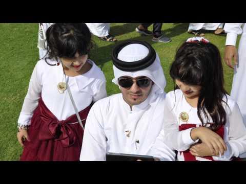Qatar national day 2014-ASPIRE ACADEMY