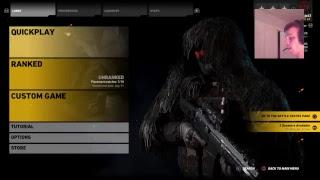 Ghost WAR Player VS player
