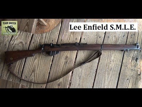 Lee Enfield SMLE 303 Rifle
