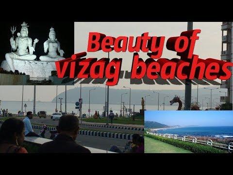 beautiful beaches in visakhapatnam(vizag)|tourist places in vizag (visakhapatnam)|rk&yarada beach