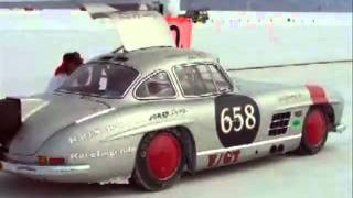 Gullwing at Bonneville