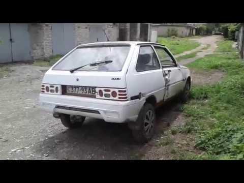 Новый проект от Garage tv kr ЗАЗ 1102-Таврия с двигателем от ВАЗ - YouTube