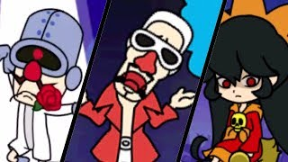 WarioWare Gold - All Character Victory & Losing Animations