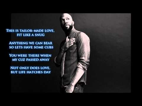 Common - Cloth [Lyrics]   The Dreamer, The Believer 