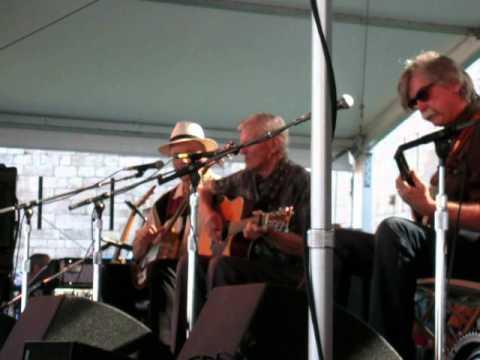 Doc Watson at 2010 Newport Folk Festival