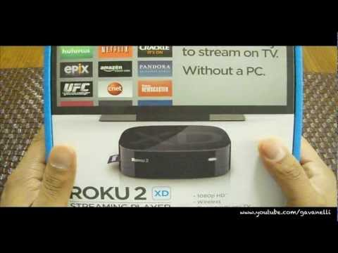 Roku 2 XD review