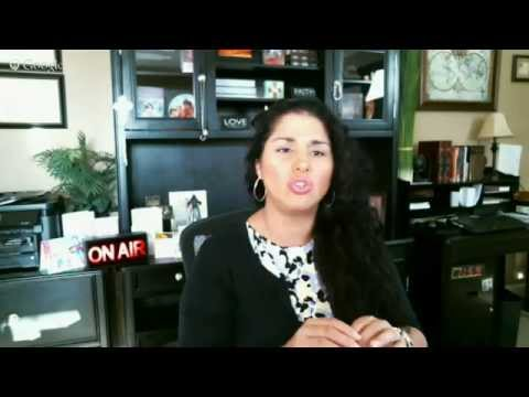 Live YouTube with Evangelist Anita Fuentes