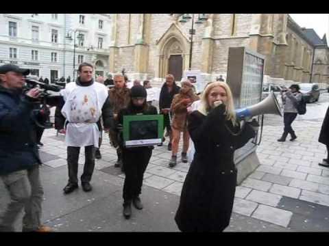 Sarajevo, poziv na protest protiv krzna