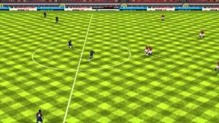 FIFA 13 iPhone/iPad - Manchester Utd vs. FC Barcelona