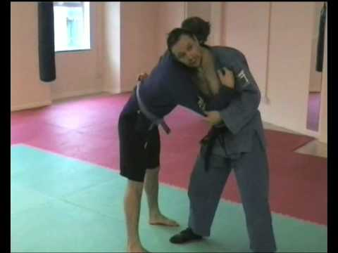Sambo Techniques - Throw combinations #1 Hip Throw.wmv Image 1