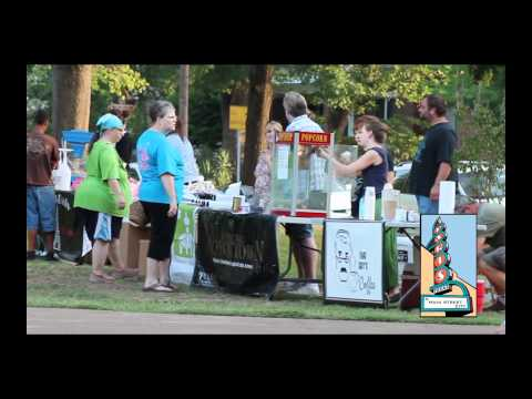 100 Fun Things to do in Downtown Paris Texas - Movies in the Park
