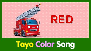 [Tayo Song Series] #01 Colors Song