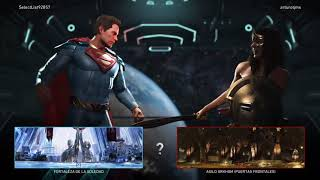 🌎 Injustice 2 Wonder Woman vs Superman 18mzo2018 (JWXBN, Gremio, Guild: México)