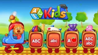 Kids games - Learn Alphabet Lesson 1