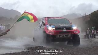 NR.305 Overdrive Toyota 2017