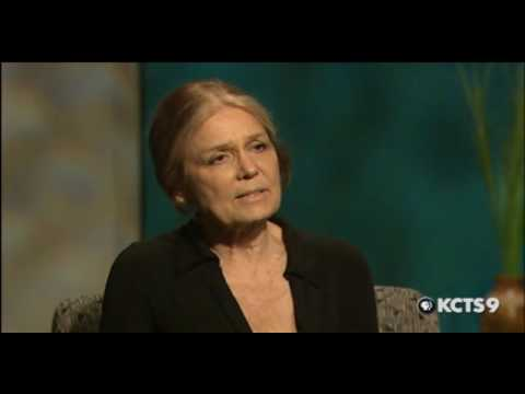 Gloria Steinem | CONVERSATIONS AT KCTS 9