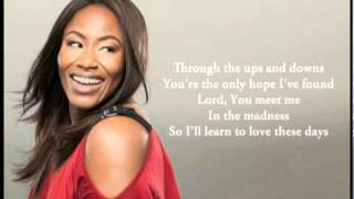 Watch Mandisa These Days video