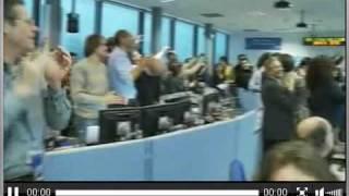 Thumb Así celebran las colisiones en el LHC Gran Colisionador de Hadrones