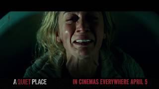 A Quiet Place | Hush | Paramount Pictures UK