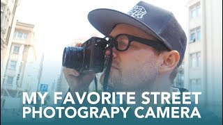 MY FAVORITE STEET PHOTOGRAPHY CAMERA FOR FILM: X-PAN IN SAN FRAN