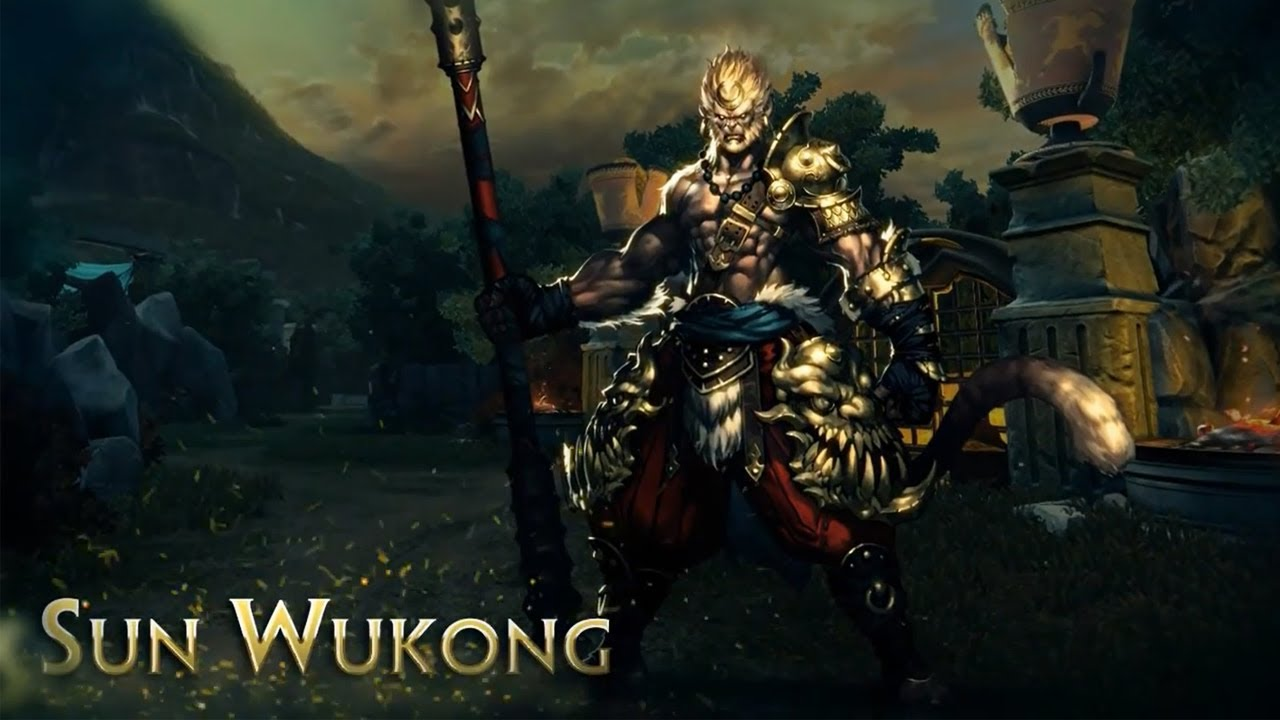 Sun Wukong Wallpapers