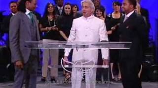 Benny Hinn   Ministers Receive Power - Mighty Anointing in Philadelphia 2010
