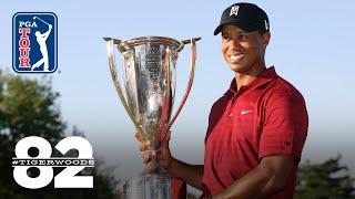 Tiger Woods wins 2009 BMW Championship | Chasing 82
