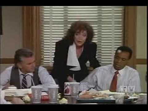 Designing Women - Julia's Fed Up with Jury Duty