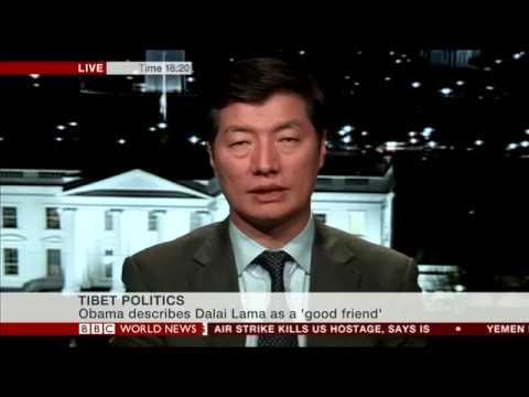 BBC World News Interview with Sikyong Dr. Lobsang Sangay