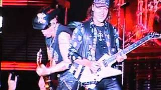 "SCORPIONS - 2010 "" Live in Istanbul"" (DVD Quality)"